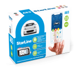 Сигнализация StarLine A63 2CAN+2LIN ECO