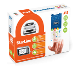 Сигнализация StarLine A93 2CAN+2LIN GSM ECO
